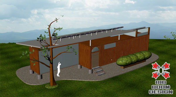 Shipping container home designs and plans big boom blog for Design your own shipping container home