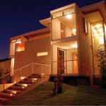 Elegant Shipping Container Home in California