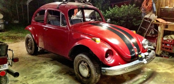 1974 Super Beetle Baja Summer Update