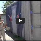 StuccoShippingContainerVideo