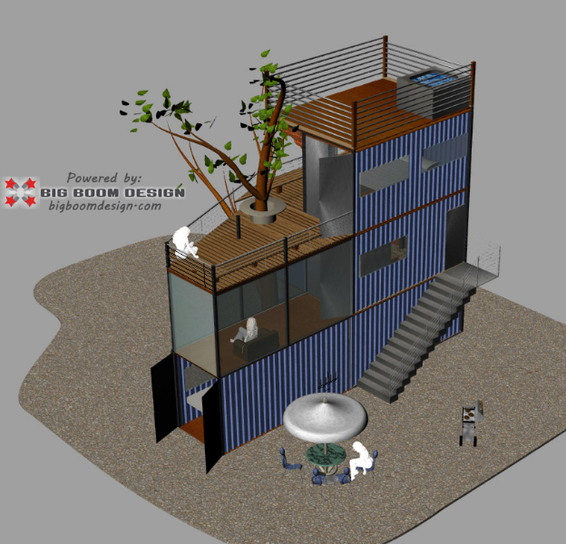 Shipping container home designs and plans for Shipping container sizes for homes