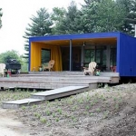 Small shipping Container