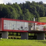 Austria Shipping Container Home - My Favorite
