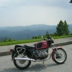 Bike on the Blue Ridge Parkway