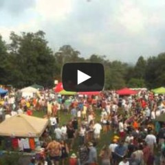 High Country Beer Fest 2011 Time Lapse