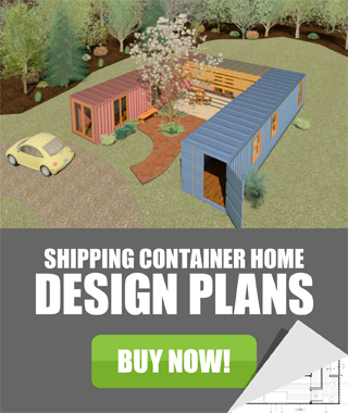 Shipping Container Design Plans